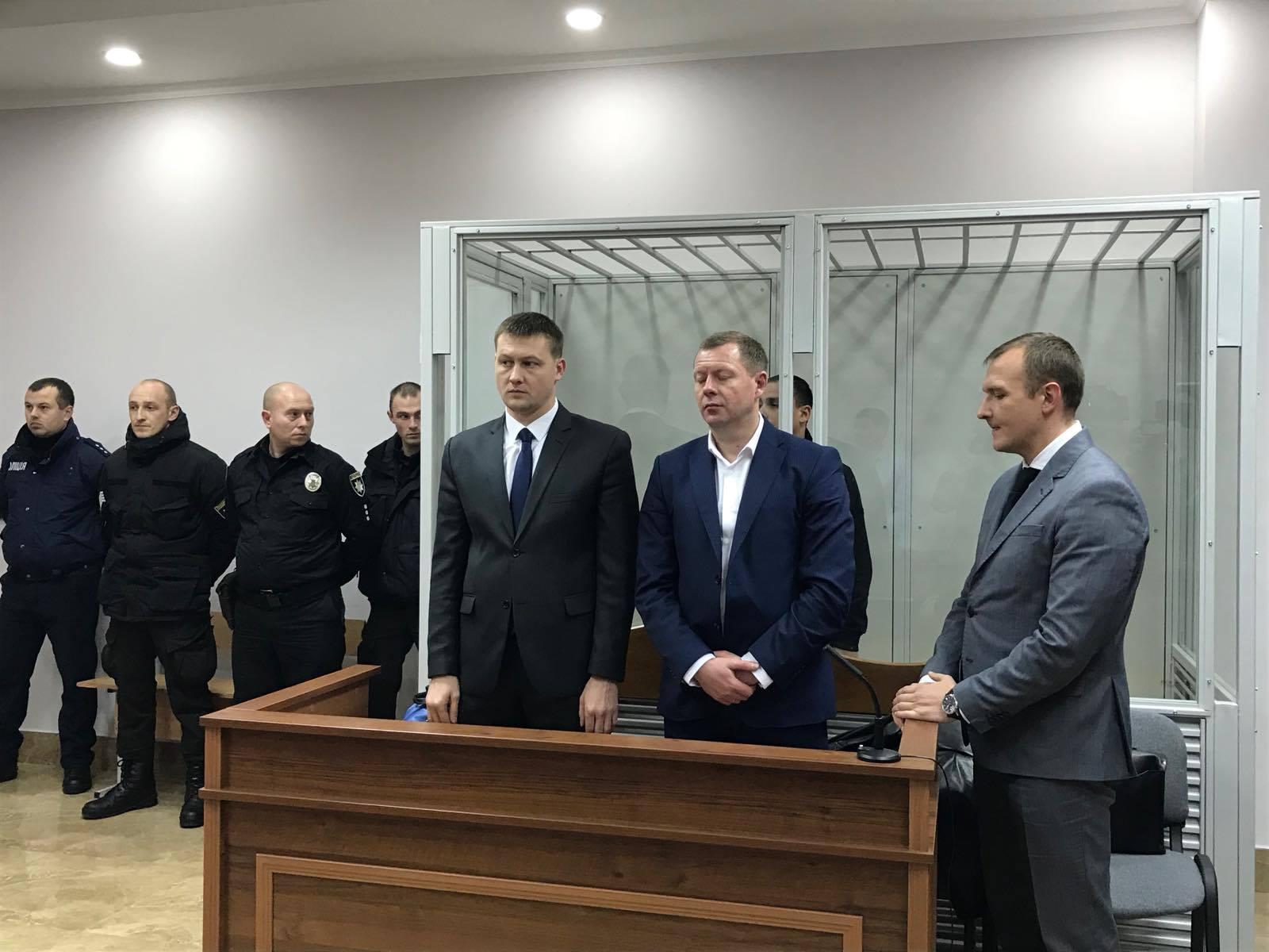 Суд определился смерой пресечения виновнику ДТП вКиеве