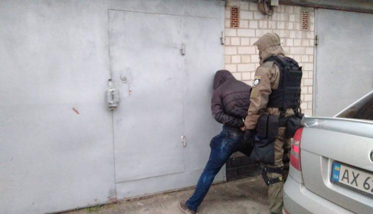 В Киеве задержали банду грабителей, похитивших вчера $ 100 тысяч
