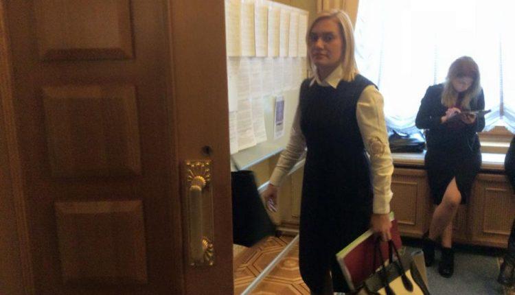 "Нардеп Татьяна Острикова ""выгуляла"" в парламент сумочку Celine за $ 3400"