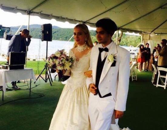 Дочь экс-регионалки Бондаренко переехала в США и вышла там замуж