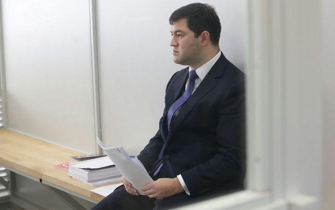 Насирову вручили обвинительный акт