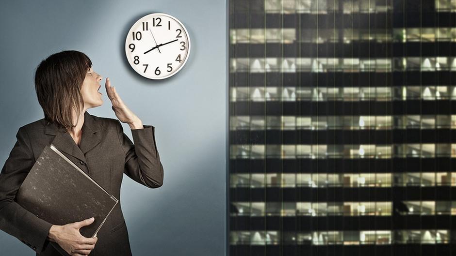 ВГермании могут отменить 8-часовой рабочий день