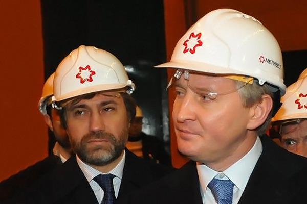Холдинг Ахметова и Новинского остановил экспорт проката в Евросоюз