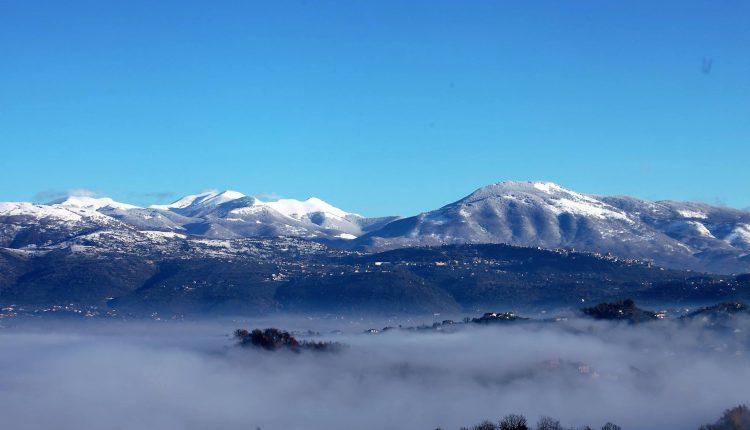 Аваков похвастался горным отпуском в Италии