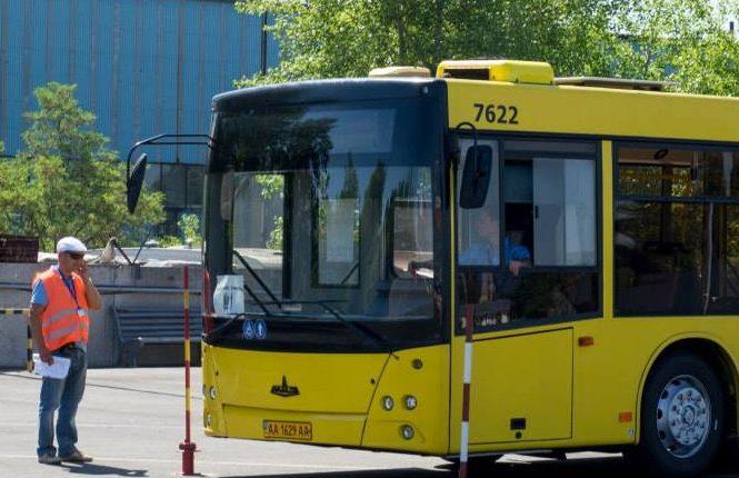 Киев потратит 110 млн на новые автобусы