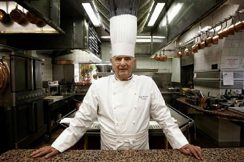 ВоФранции скончался Поль Бокюз: «лучший повар» иоснователь «новой кухни»
