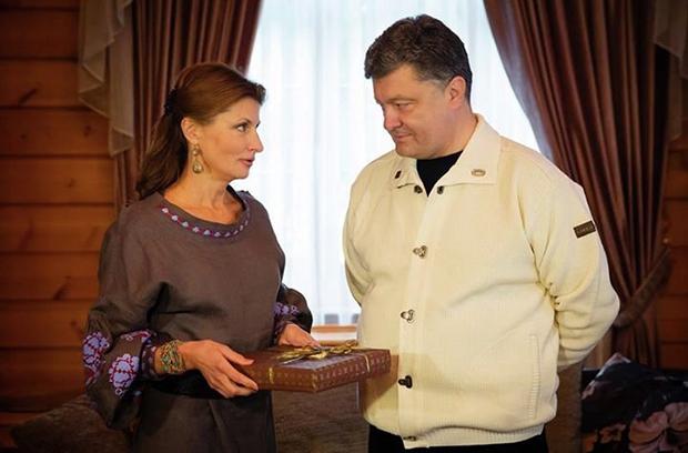Супруга Порошенко назначена навысокую должность— единодушное решение