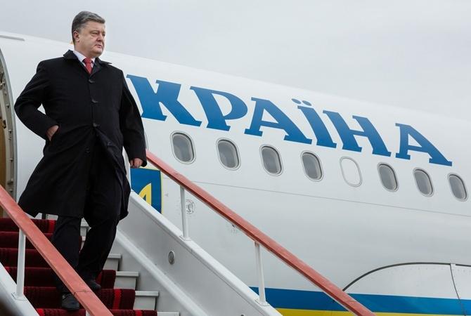Порошенко поведал, когда примет решение баллотироваться на 2-ой президентский срок