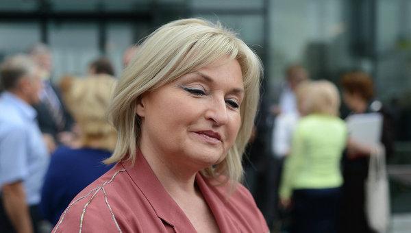 Ирина Луценко рассказала о квотах на свадьбе сына