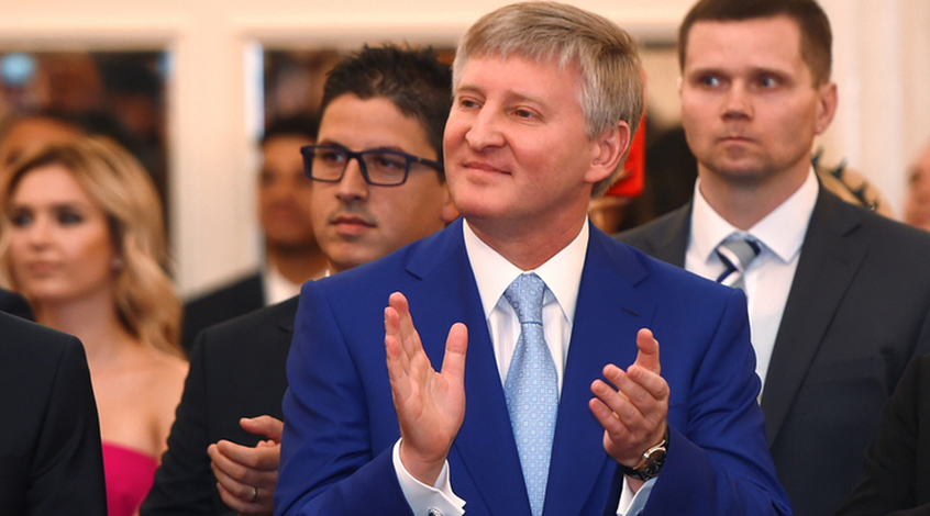Ахметов поднялся врейтинге миллиардеров после заморозки его активов— феномен