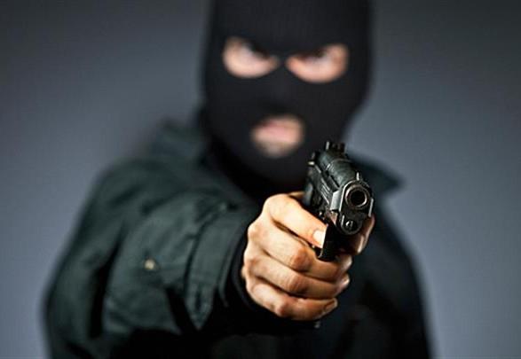В Запорожье средь бела дня расстреляли и ограбили бизнесмена