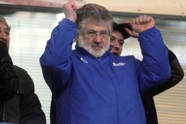 Онищенко помогал Коломойскому выталкивать авто изсугроба вКуршевеле