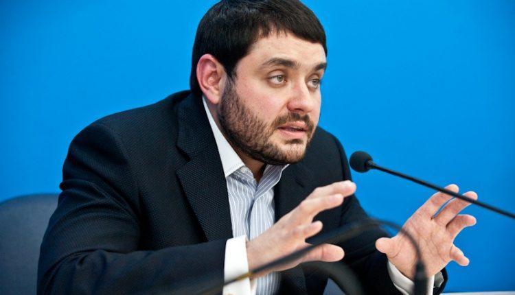 Руслану Щербаню напомнили о «капитальном» долге