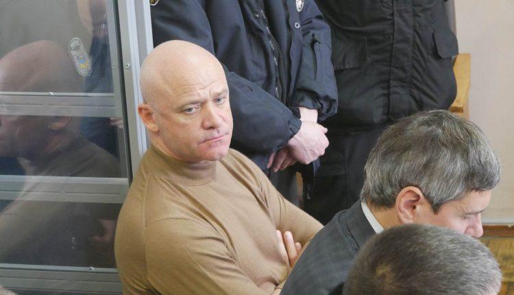 Труханова суд отпустил под личное поручительство