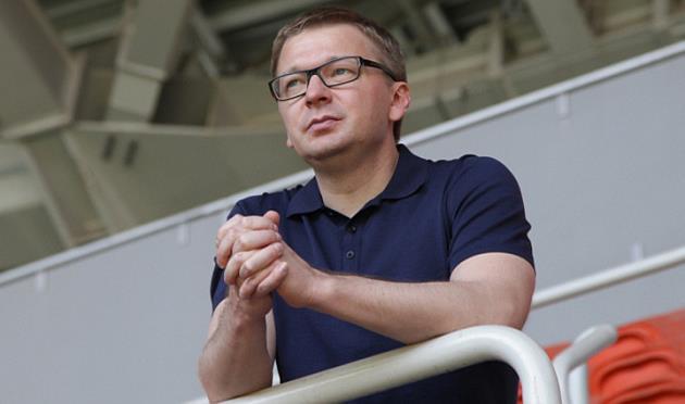Палкин оштрафован на100 тыс грн закритику судейства