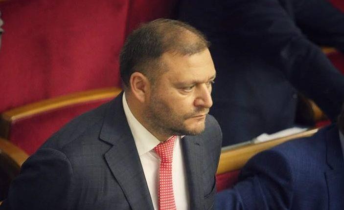 Нардеп Добкин завел собственную партию