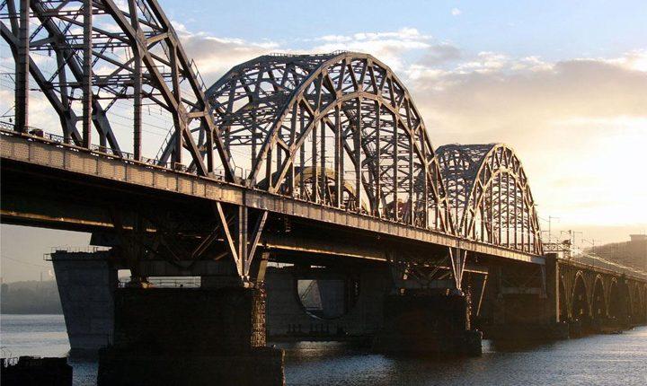 Достройку Дарницкого моста в столице оценили в 1,15 млрд гривен