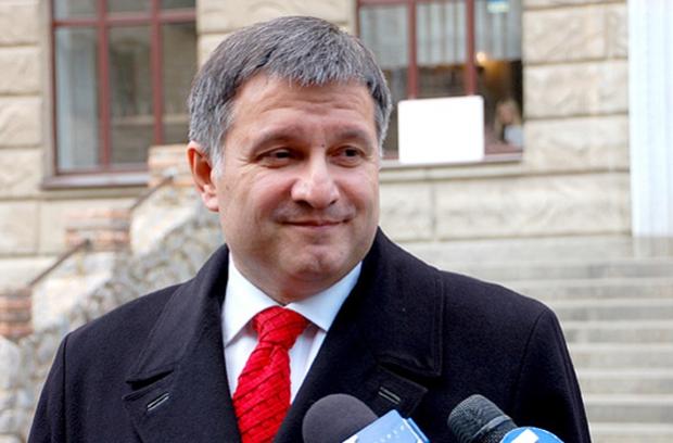 Арсен Аваков задекларировал 1 млн гривен доходов