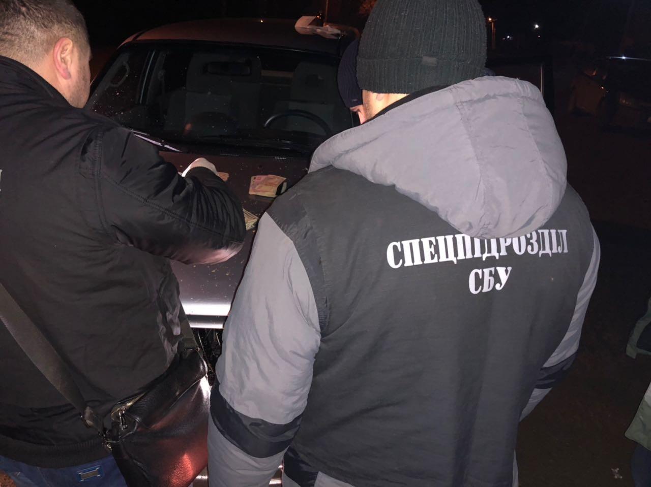 ВОдесской области словили навзятке председателя сельсовета