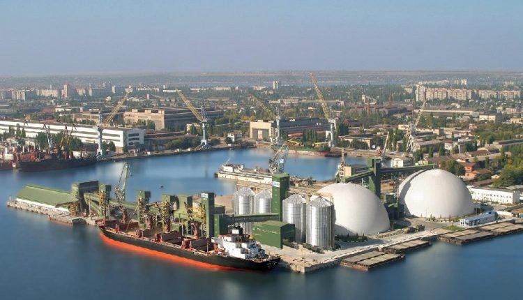 В Николаевском порту растратили 540 тысяч на сборе сточно-фекальных вод
