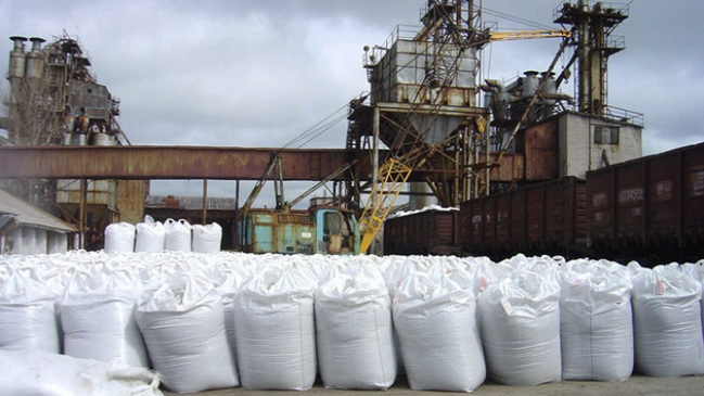 Кто получит контроль над Днепровским заводом минеральных удобрений