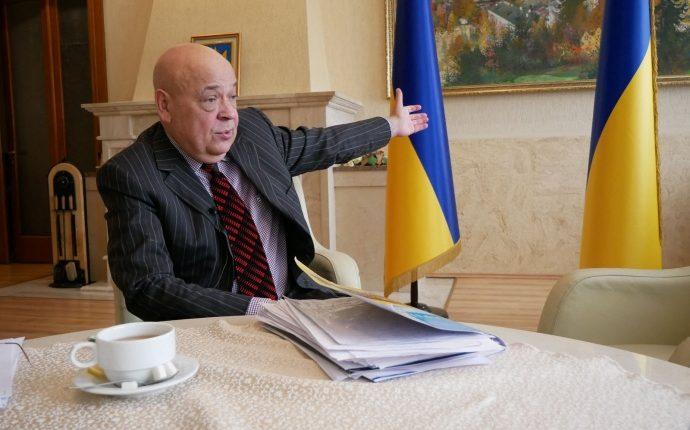У губернатора Москаля пенсия больше, чем зарплата
