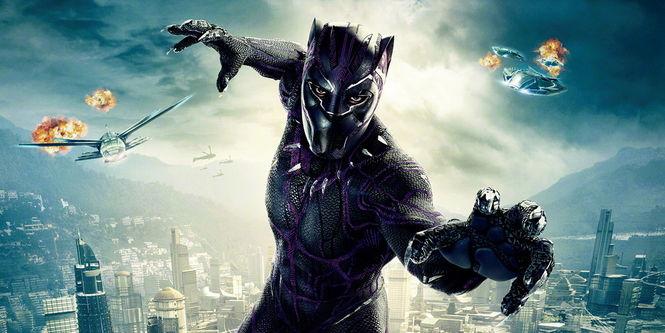 Новый рекорд: «Черная пантера» вышла напятое место вистории кинопроката США