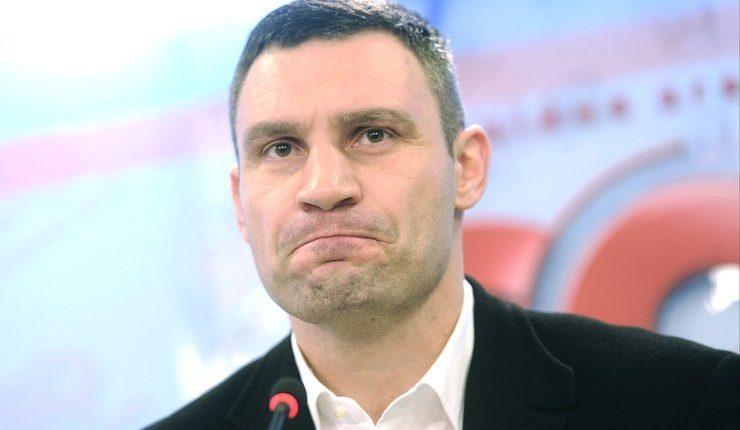 Коммунальщиков Кличко подвело трухановское движение