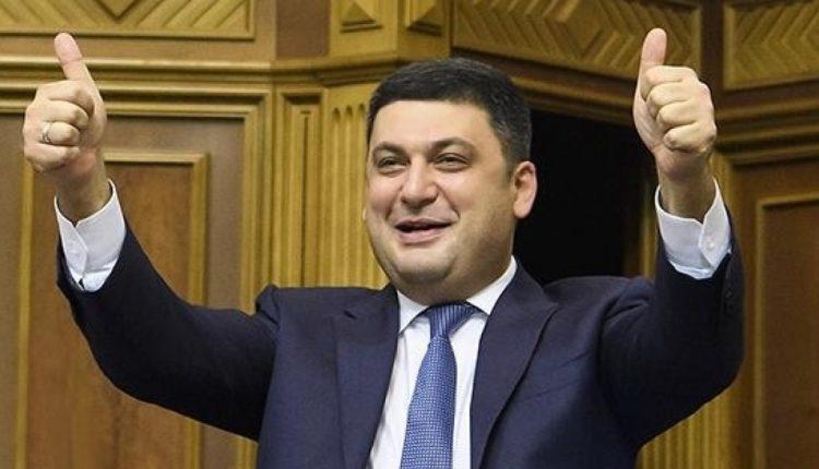 В почтовые ящики киевлян вбрасывают газету о достижениях Гройсмана тиражом 3 млн экземпляров