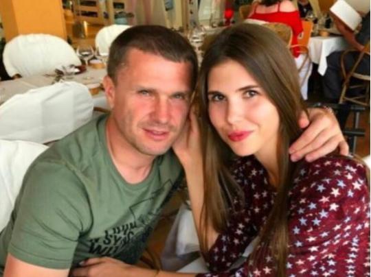 Сергей Ребров 3-й раз стал отцом