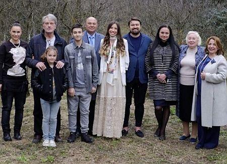 Невестка Ющенко показала свое новое сокровище