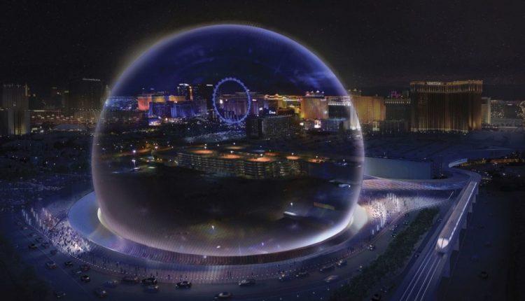 В Лос-Анджелесе появится гигантская сфера-кинотеатр