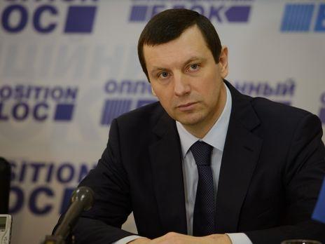 В Раду поступило представление о привлечении к уголовной ответственности нардепа Дунаева