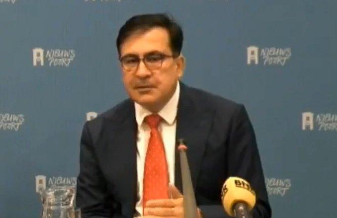 Саакашвили призвал Европу ввести санкции вотношении нынешнего руководства государства Украины