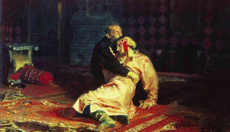 Нанесенный картине Репина в Третьяковской галерее ущерб оценили в 30 млн рублей