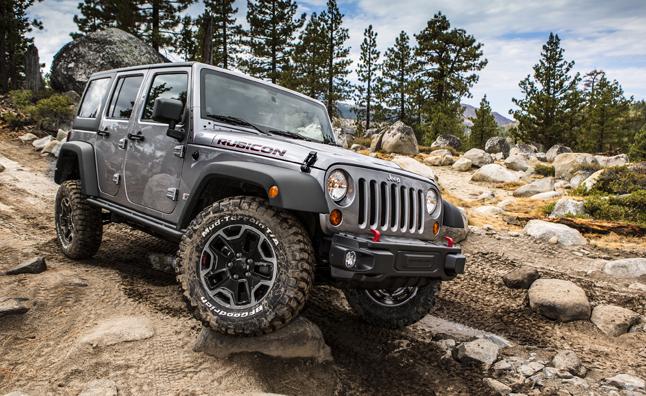 Jeep планирует отказаться от дизелей