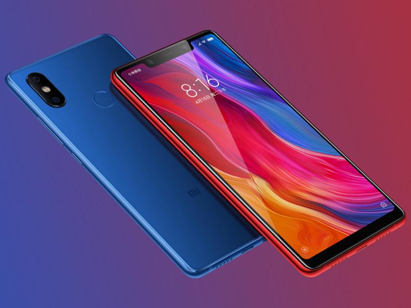 Xiaomi Mi 8 в Китае раскупили за 37 секунд