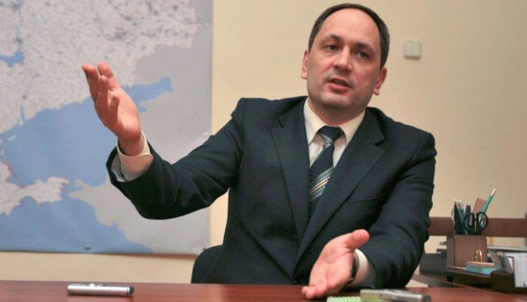Министр Вадим Черныш заработал в мае 36 тысяч