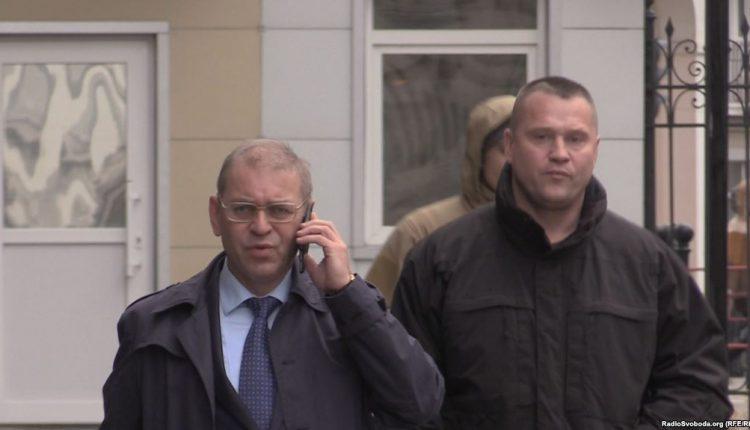 Луценко выбрасывает друзей Пашинского с ОПЗ