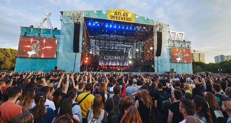 Atlas Weekend вошел в список лучших фестивалей мира