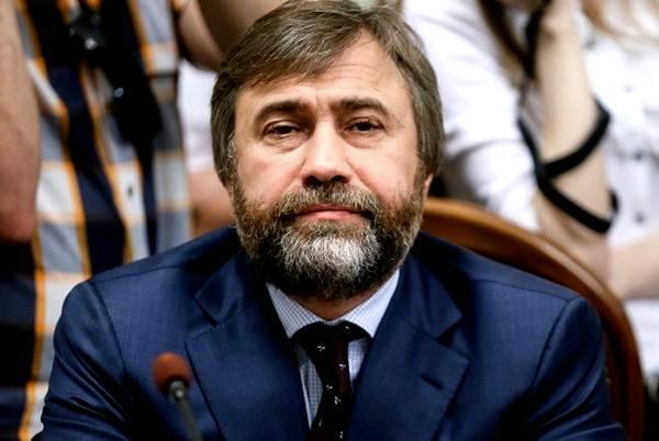 Банк Новинского переписали на кипрскую компанию
