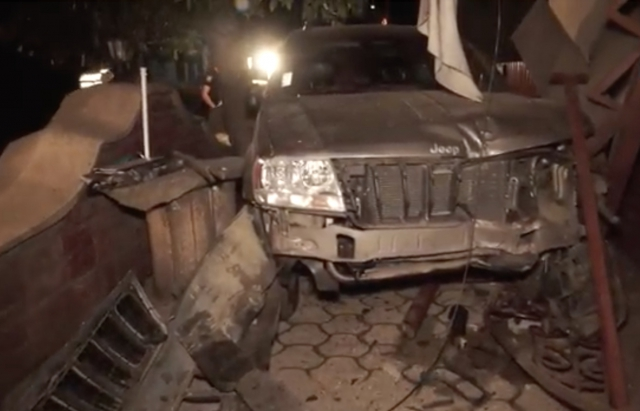 Пьяный глава Перечинской РГА перед смертельным ДТП попал в еще одно