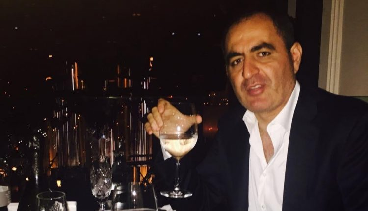 Араик Амирханян зайдет к «Укравтодору» с фланга