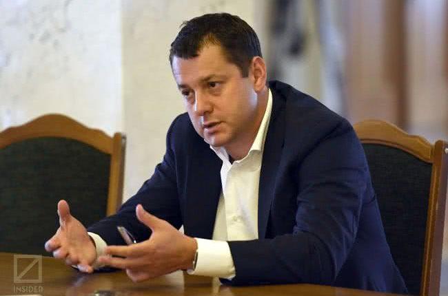 Нардеп Максим Ефимов является владельцем 71 компании