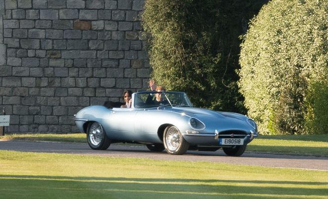 Свадебный автомобиль принца Гарри и Меган Маркл поступит в серийное производство