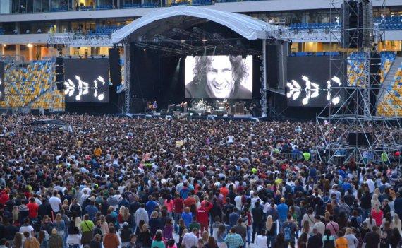 Во Львове состоялся грандиозный концерт памяти Скрябина