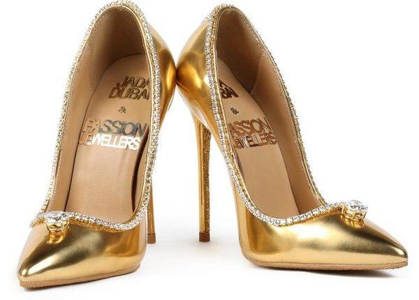 В Дубае открылась выставка роскоши, где можно купить туфли за $17 млн