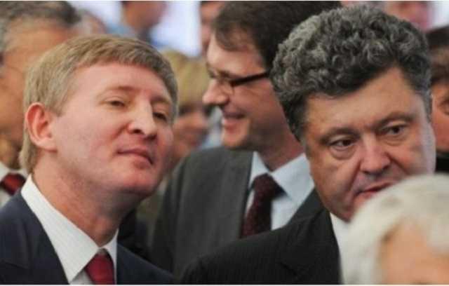 Ахметов и Порошенко 12 лет являются самыми влиятельными олигархами Украины