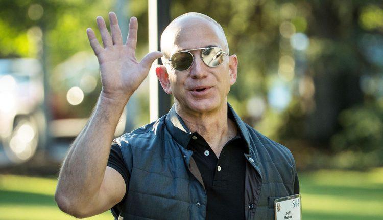 Капитализация Amazon превысила $1 трлн