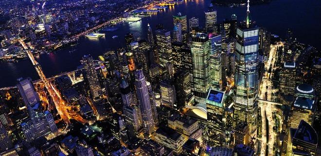 Нью-Йорк стал новой финансовой столицей мира